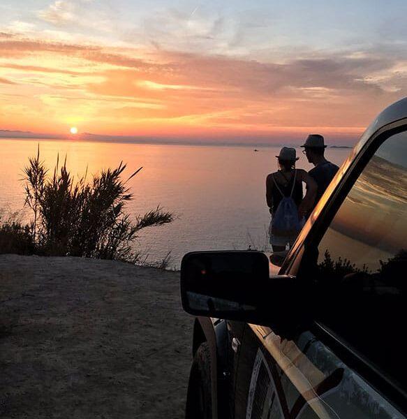 Sunset Jeep Safari Tour Corfu   X Adventure Club Corfu