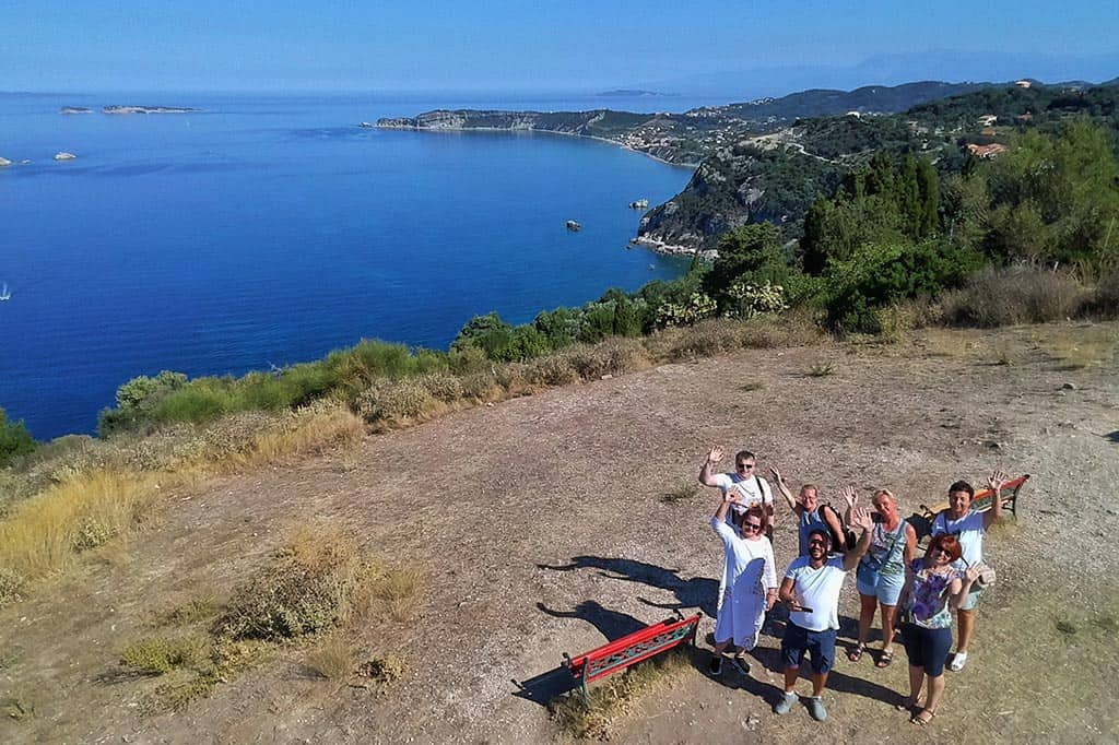 Afionas Corfu | X Adventure Club Corfu