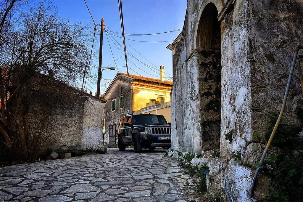Chlomos Corfu | X Adventure Club Corfu