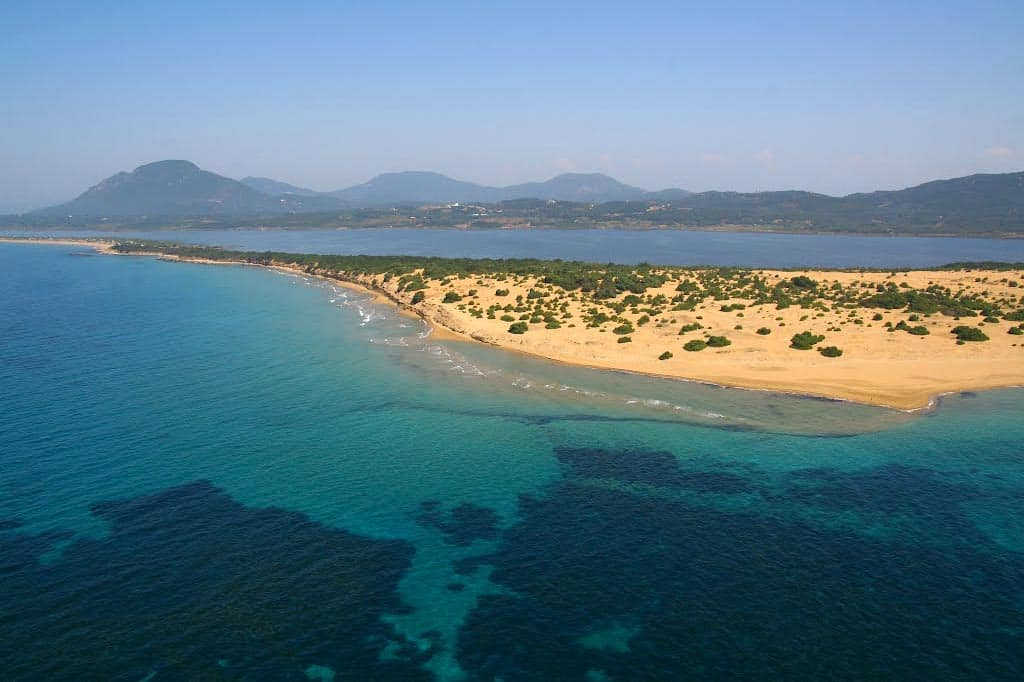 Lake Korission Corfu | X Adventure Club Corfu